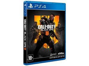 Видеоигра Call of Duty Ops 4 PS4
