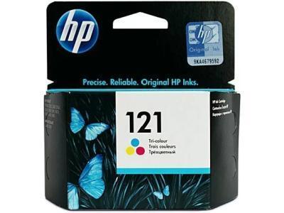 Картриджи HP CC643HE (121) Color