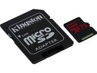 Карта памяти Kingston SDCR 64GB