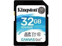 Карта памяти Kingston SDG 32GB