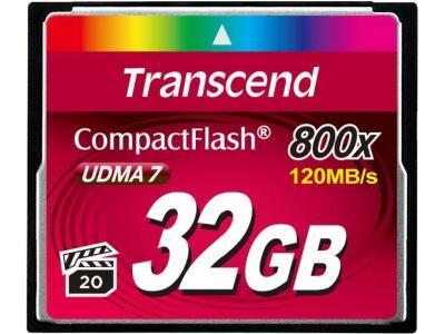 Карта памяти Transcend TS32GCF800 32 GB