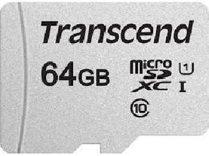 Карта памяти Transcend TS64GUSD300S 64Gb