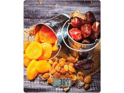 Кухонные весы Scarlett SC-KS57P33 Multicolor