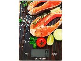 Кухонные весы Scarlett SC-KS57P37 Salmon