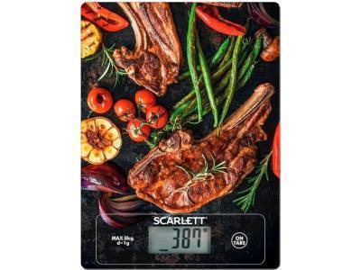 Кухонные весы Scarlett SC-KS57P39 Grill