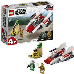 LEGO Star Wars 75247 Конструктор Лего Звездные Войны Звёздный истребитель типа А