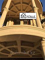 Облицовка фасада, колонны, полуколонны