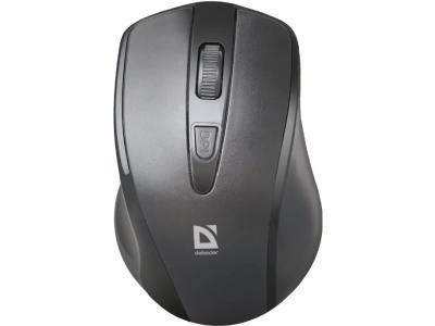 Мышь Defender Datum MM-265 черный