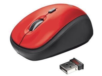 Мышь Trust Yvi Wireless Mouse