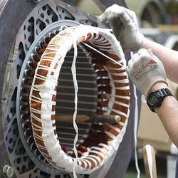 Перемотка обмоток электродвигателей