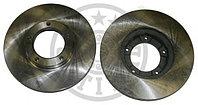 Тормозные диски Toyota  Hiace (89-95, Optimal,передние)