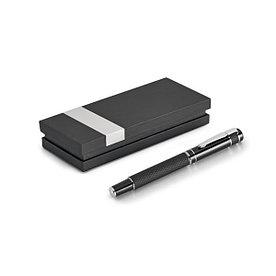 Ручка Роллер | в подарочной упаковке | Цвет Черный. Металл