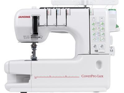 Оверлок Janome CoverPro Lux