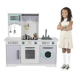 Edufun Детская Игровая Кухня с аксессуарами 96x37.5x96
