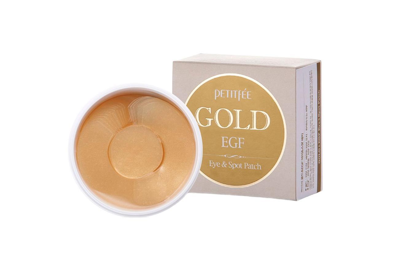 Гидрогелевые патчи для кожи вокруг глаз с золотом Gold & EGF Eye and Spot Patch