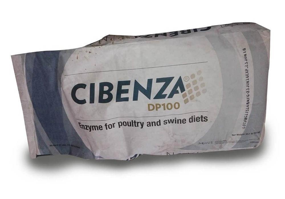 Кормовая добавка для птиц Cibenza DP100, 25 кг