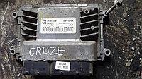 Блок управления двигателем Chevrolet Cruze, фото 1
