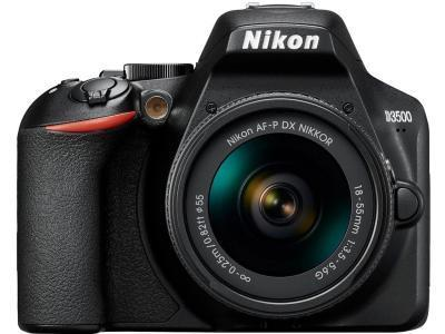 Фотокамера Nikon D3500 Kit 18-55 Non VR AF-P
