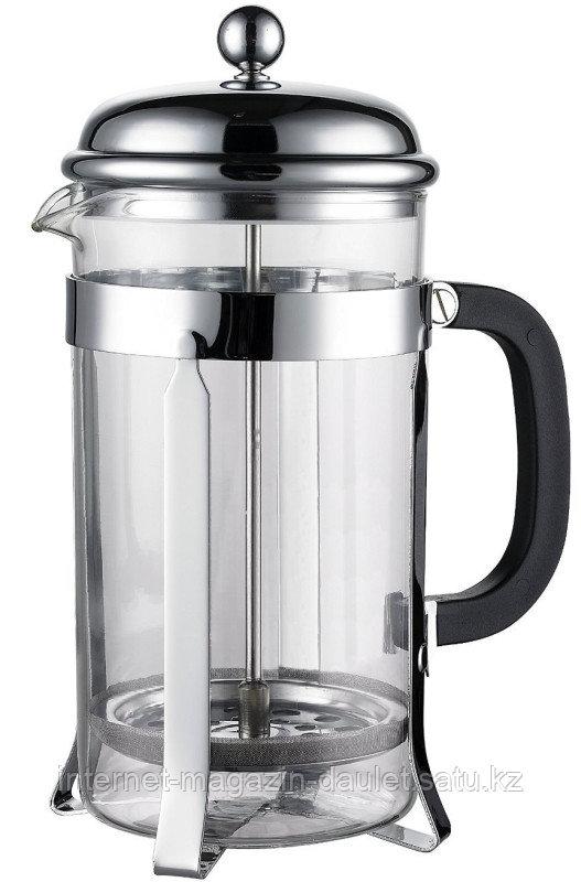 Чайник для заварки с френч пресс 350 мл