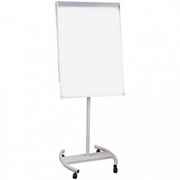 Доска-флипчарт OfficeSpace 70 x 100 см, магнитно-маркерная, подставка 4 колеса