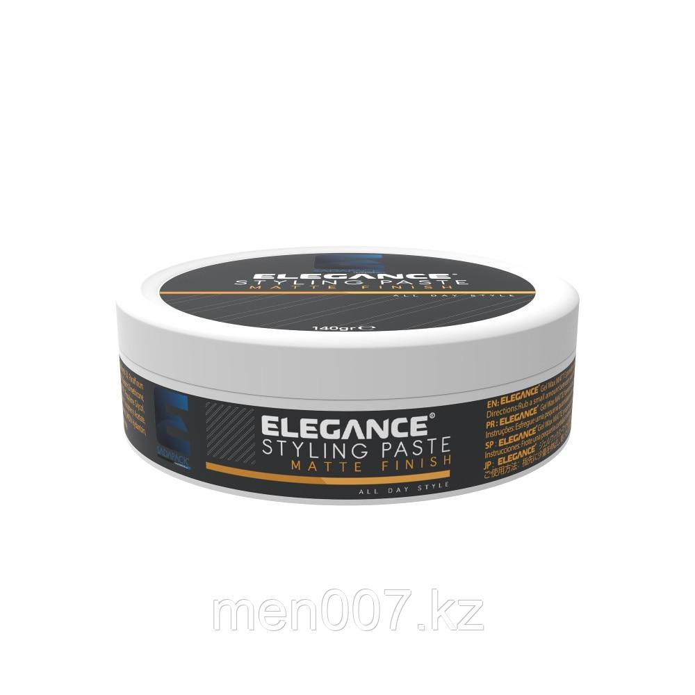 Паста для укладки волос Elegance «Matte Finish» 140ml