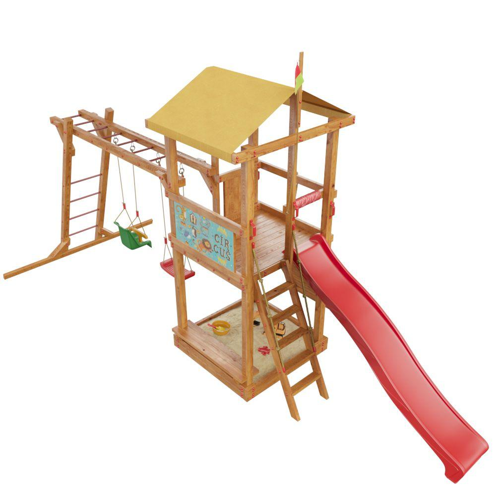 """Детская игровая площадка """"Мадагаскар"""""""