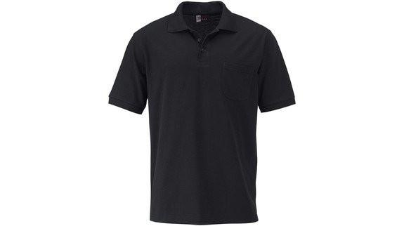 """Рубашка-поло """"Chelsea """" с карманом, на двух пуговицах, размер М"""
