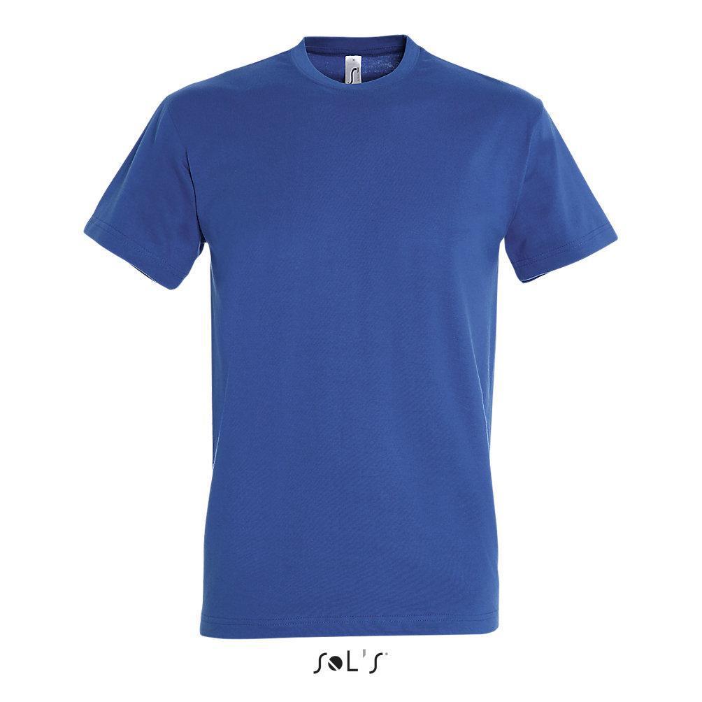 Футболка IMPERIAL MAN Sol's, цвет синий, размер L