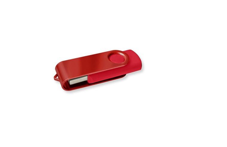 USB накопитель, 4гб. Цвет красный