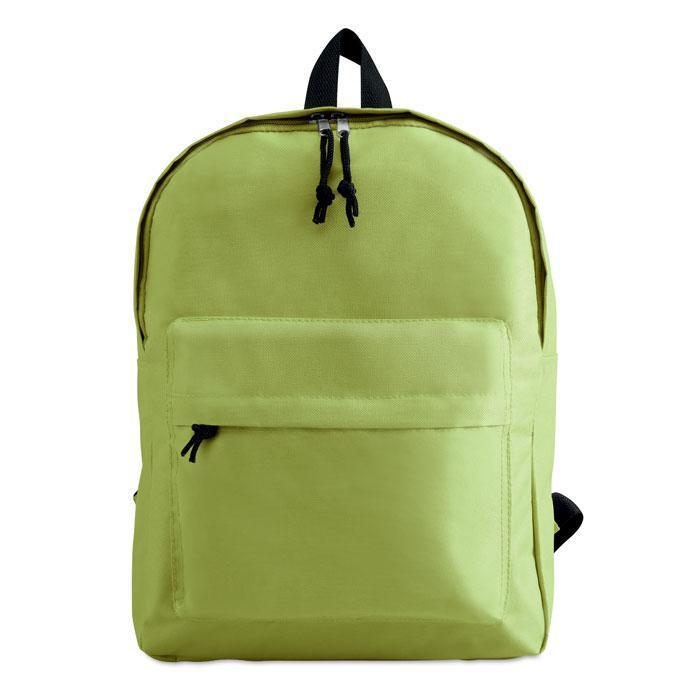 Рюкзак с наружным карманом