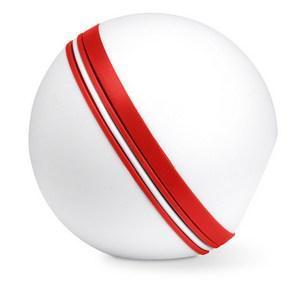 Колонки  MO8172-05. Цвет белый/красный