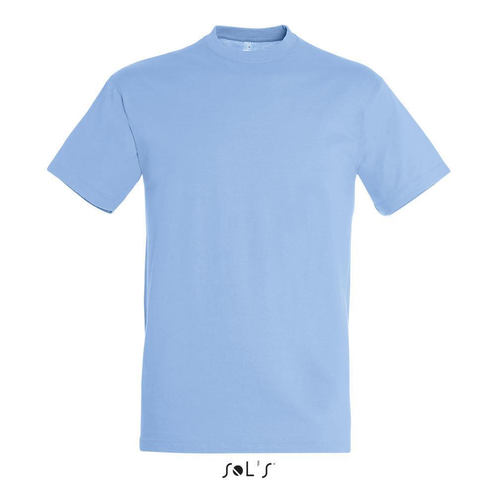 Футболка Sols, Regent. Цвета Sky Blue Размер XL