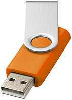 Флешка Rotate Basic 8 ГБ, цвет оранжевый