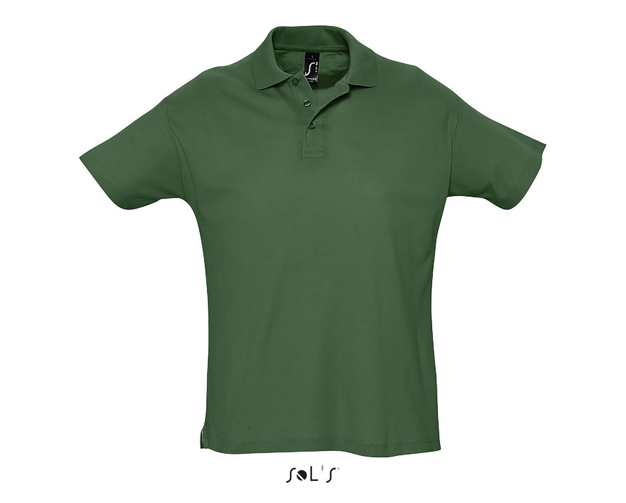 Поло Summer II. Golf green. S