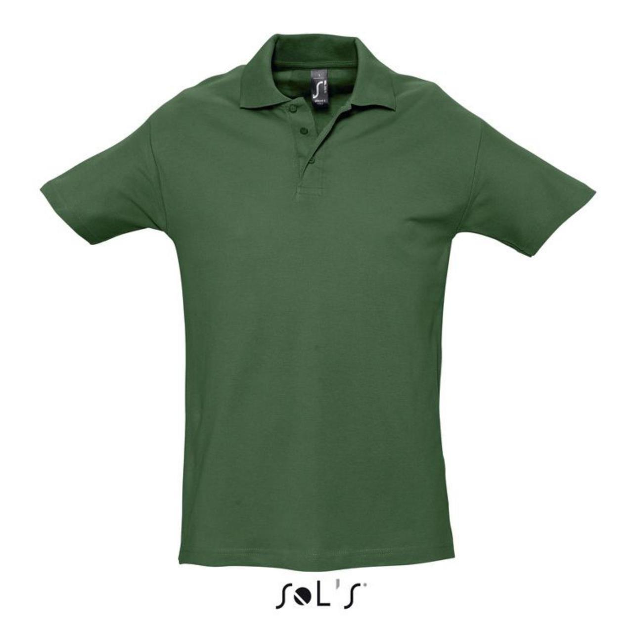 Рубашка поло SPRING II, цвет Golf green, размер S