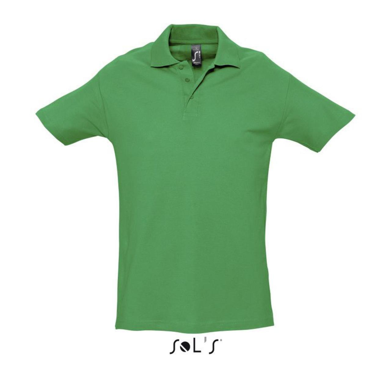 Рубашка поло SPRING II, цвет Kelly green, размер M