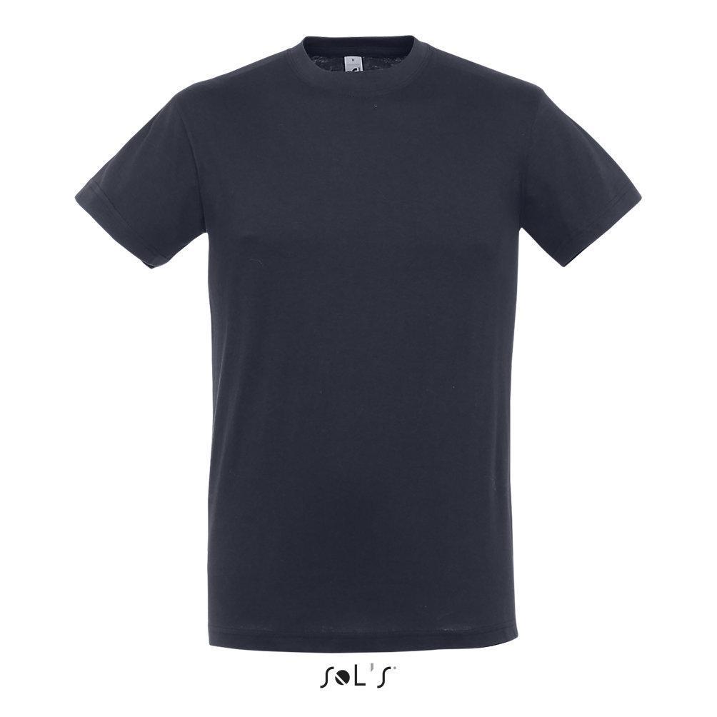 Футболка Regent темно-синий, XL