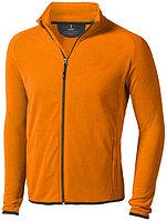 Микрофлисовая куртка Brossard с молнией на всю длину
