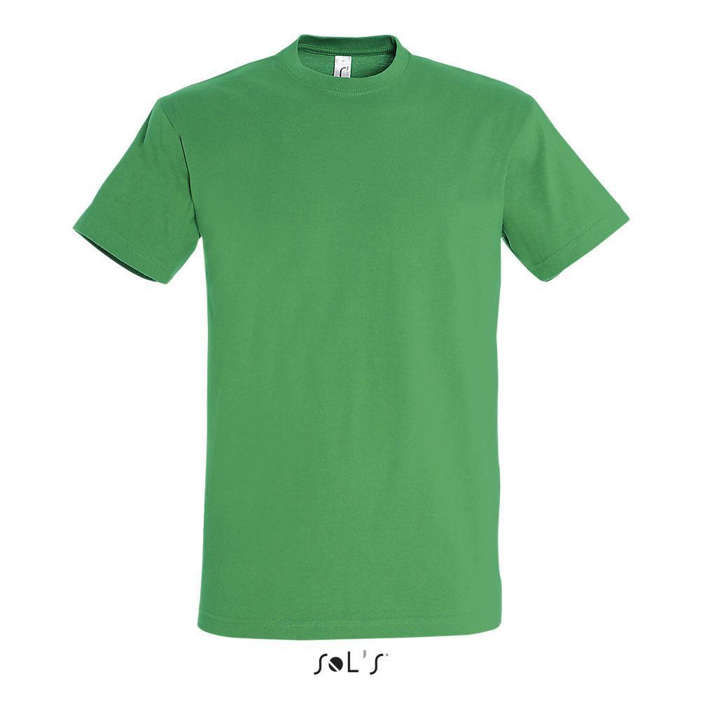 Футболка IMPERIAL MAN Sol's, цвет Kelly green, размер S