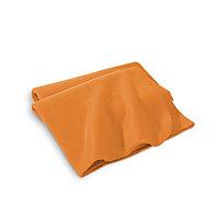 Плед. Размер 150х130 см. Цвет оранжевый
