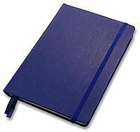 Ежедневник-блокнот, А5 формат. Цвет: синий.