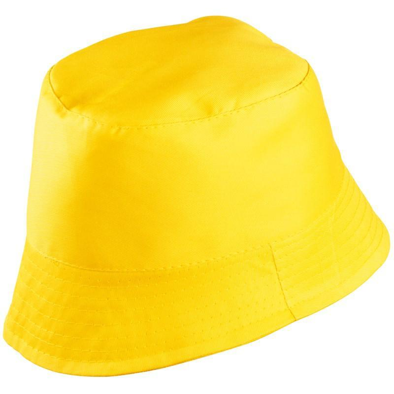 Панама от солнца SHADOW хлопок. Цвет желтый