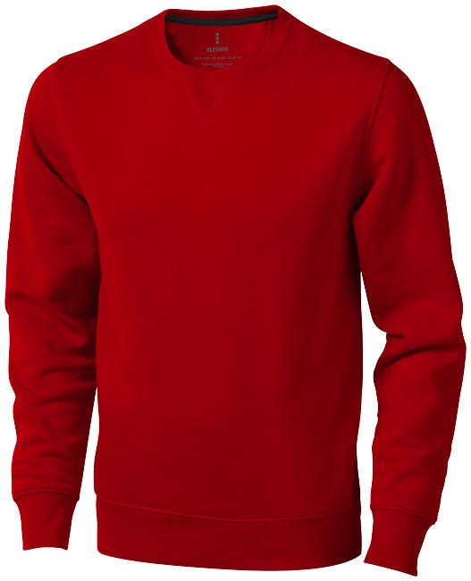 Свитер с круглым вырезом Surrey, цвет красный, размер S