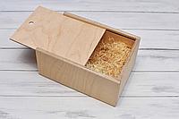 Подарочная коробка Small box Easy  из древесины с наполнителем