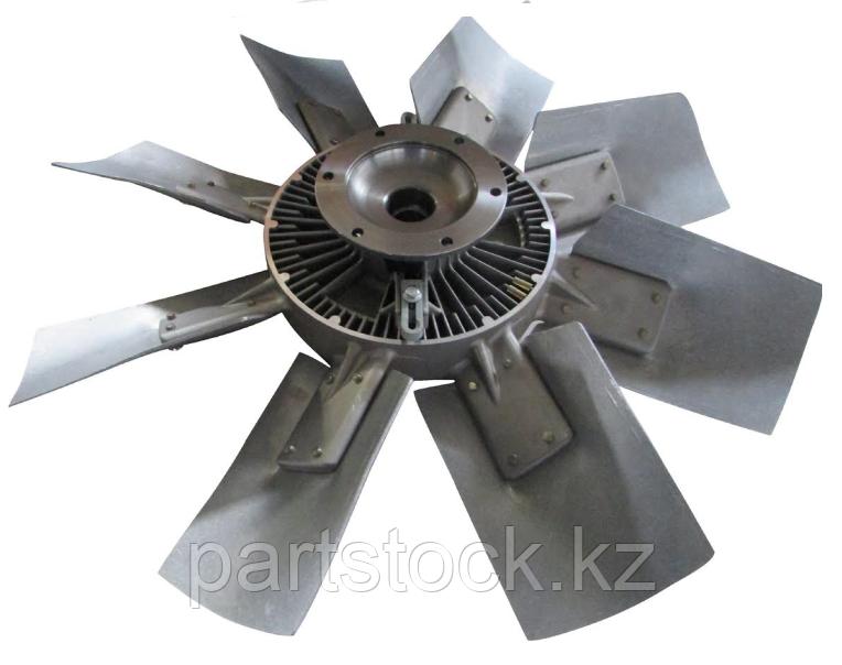 Гидромуфта (вискомуфта), с вентилятором  630 mm на / для MERCEDES, МЕРСЕДЕС, FAN MARKET FM132