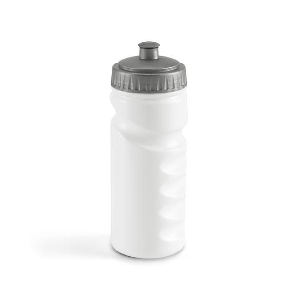 Спортивная бутылка, 550мл, цвет серый