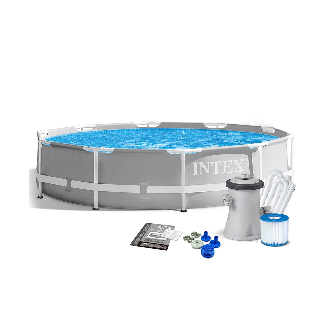 Каркасный бассейн Intex 26702NP (305* 76 см)4485 л