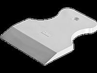 Шпатель резиновый белый для затирки швов 40 мм, серия MASTER, STAYER