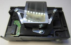 Печатающая головка epson 1410, l1800, фото 2