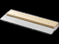 Шпатель для фуговки резиновый белый, 250 мм, STAYER